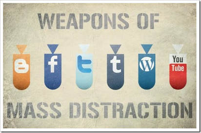 twitter, facebook, youtube, distraction, social media, instagram, pinterest, technology